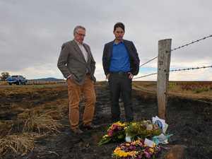 Haunting photos reveal communities shaken by tragic crashes