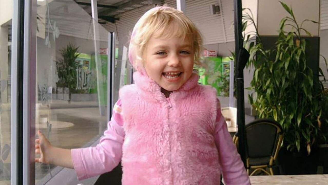Summer Steer, 4, from Tewantin, who died after swallowing a lithium battery