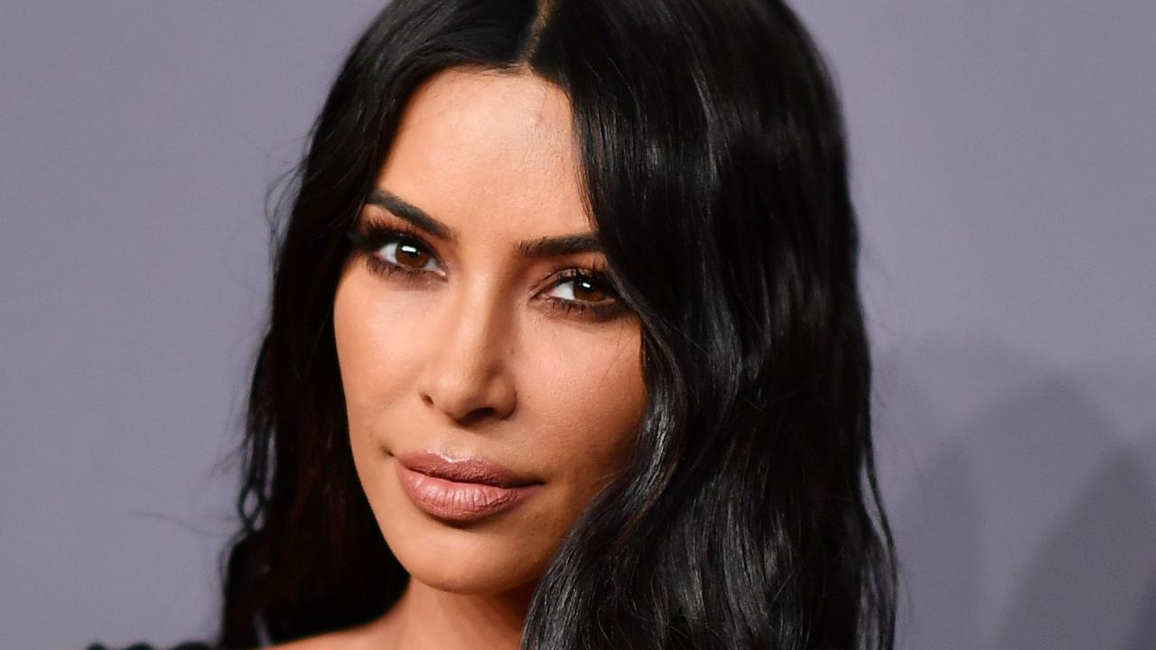 Kim Kardashian was spotted visiting prisoner Kevin Cooper on death row in San Quentin as she continues to agitate for the wrongfully incarcerated. Picture: AFP