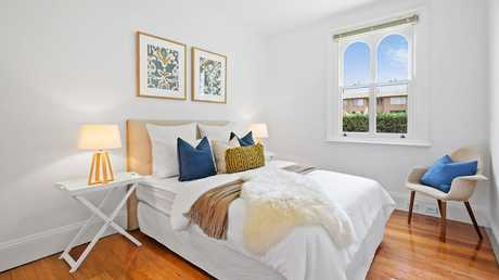 Embracing the 'minimalist fashion' movement was another key strategy. Picture: realestate.com.au