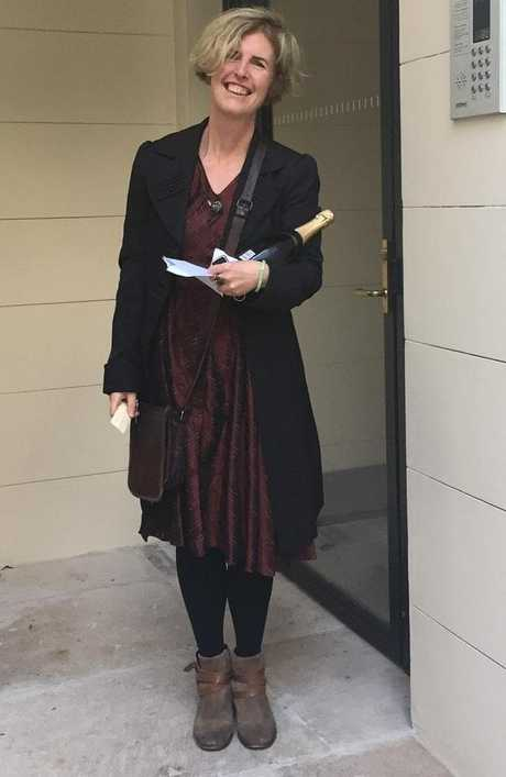 Sydney woman Suzanne Holohan has finally bought her first home — despite taking a pay cut.