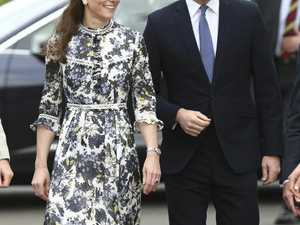 William, Kate fly economy amid jet furore