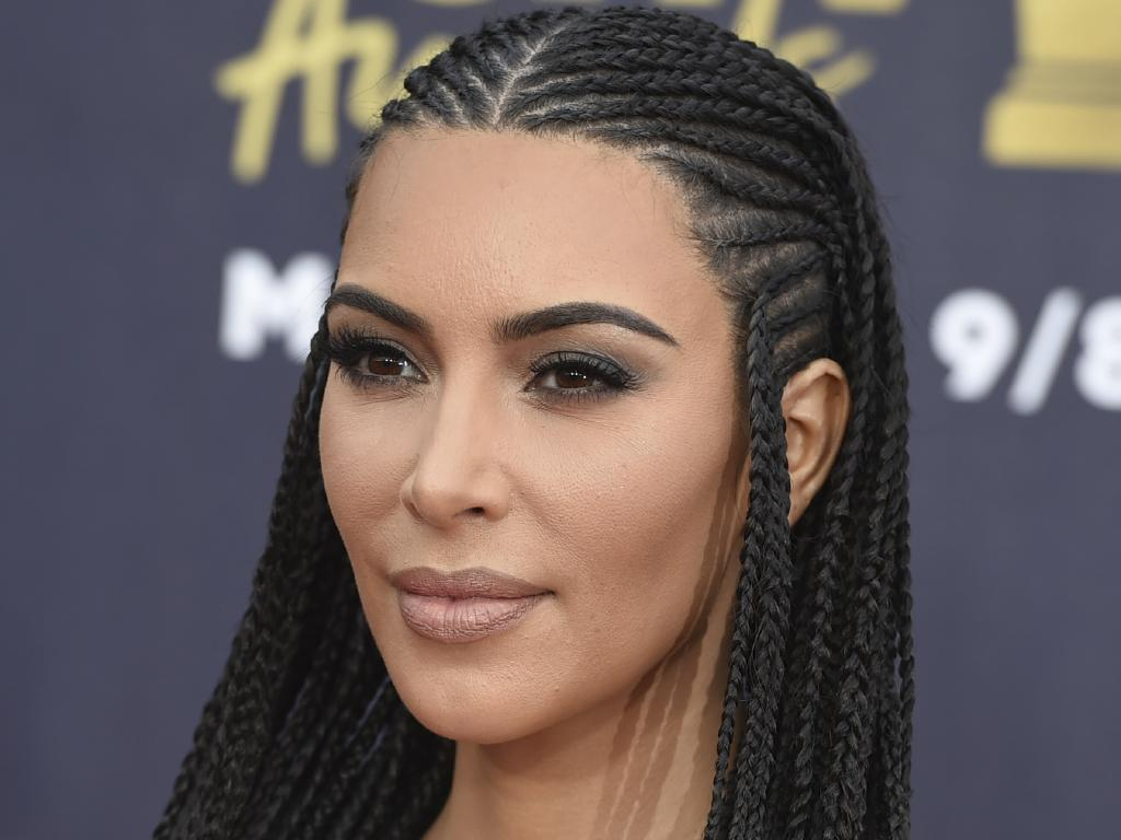 Kim Kardashian considers the criminal justice system often unfair and dehumanising to black people. Picture: Jordan Strauss/Invision/AP, File