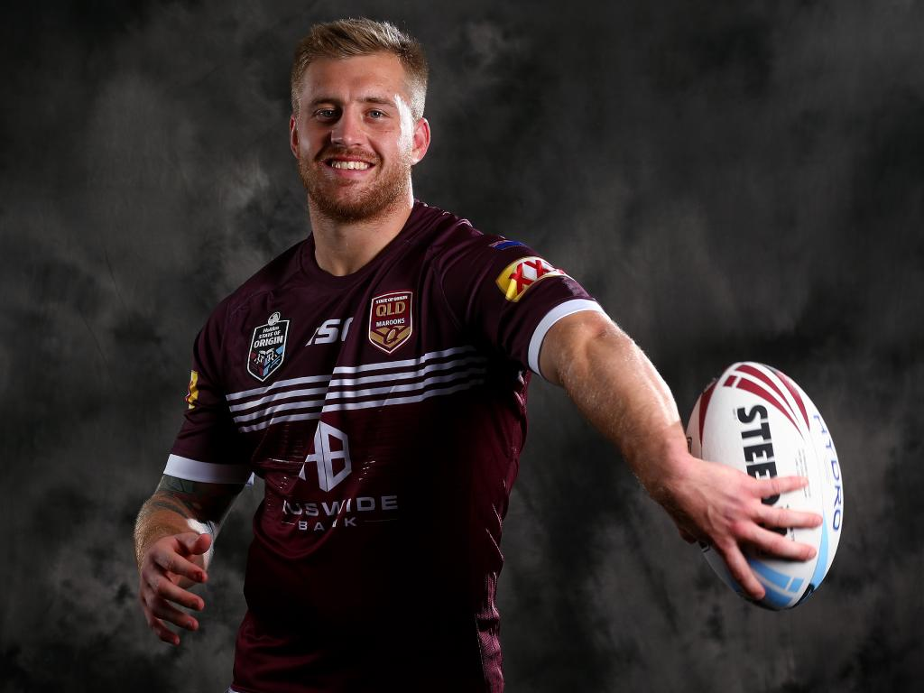 Cameron Munster has turned his life around and is firing on all cylinders for the Storm... and the Maroons. Picture: Adam Head