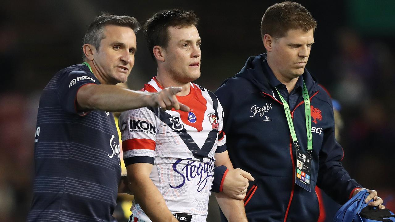 Keary will be back on the field soon. Image: Brett Costello