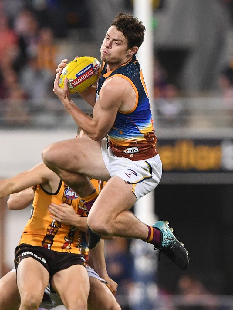 Lachie Neale has been super for the Lions. Picture: AAP