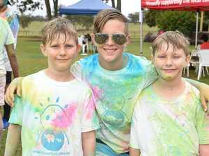 GALLERY: Check out the fun at Susan River's colour stampede