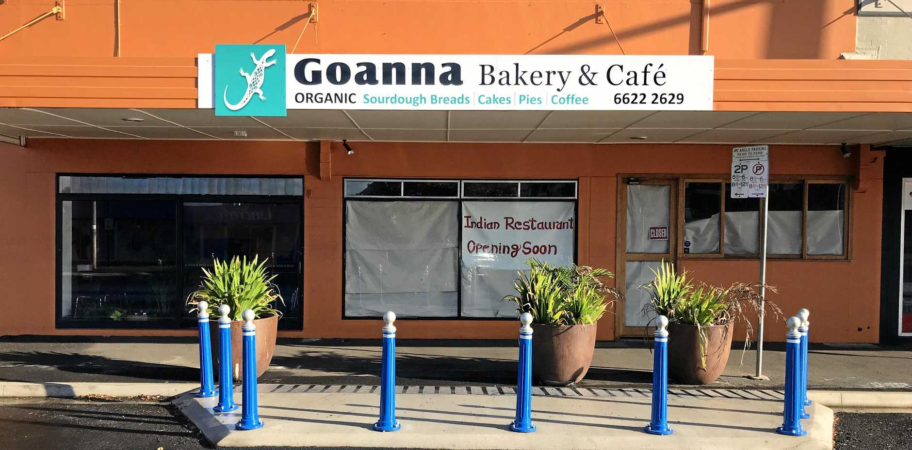 NEW BUSINESS: A new restaurant is set to open on the site of a popular bakery which suddenly closed in May.