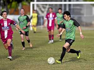 Great football win: Knights display top QPL quality
