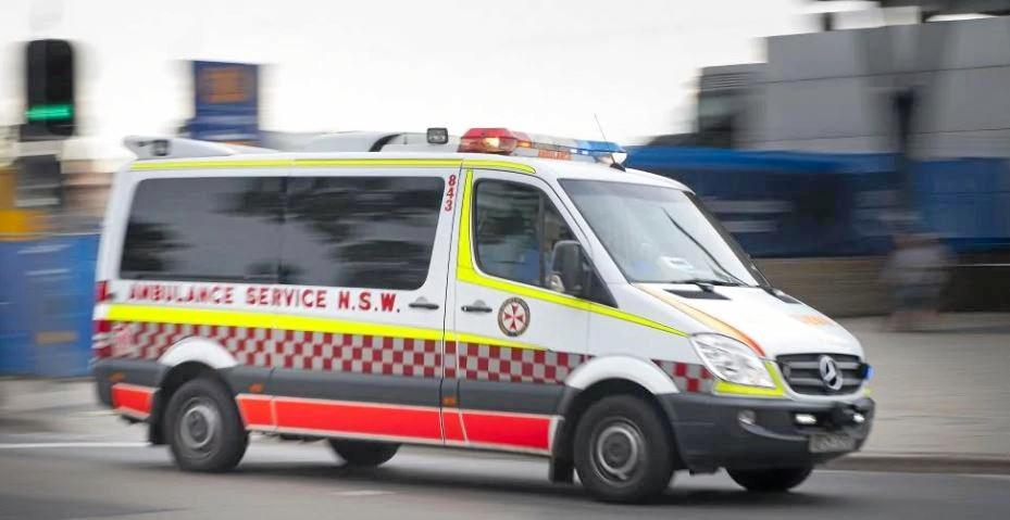 CAR CRASH: AMBULANCE crews and other emergency services are attending a vehicle accident on the Bruxner Hwy at Wollongbar which occurred around noon on Sunday June 2.
