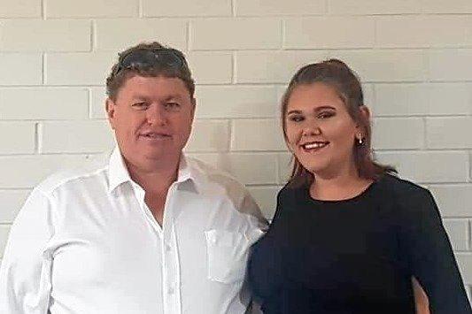 TRAGIC: Brianna Rapley was killed in a crash near Crows Nest on Friday.