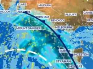 Urgent 1000km-long weather warning