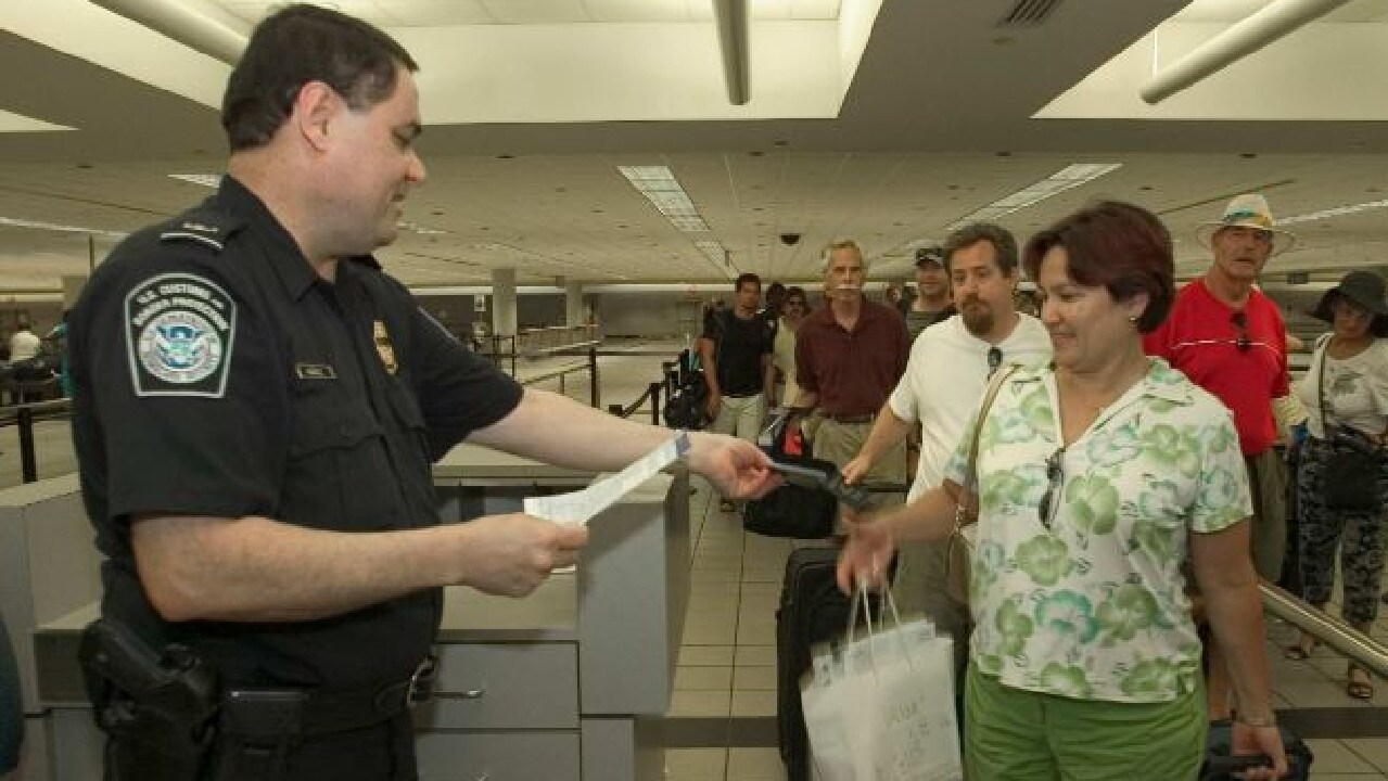 US border protection will be taking a close look at the social media habits of visa applicants. Picture: Supplied