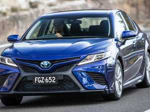 Toyota keeps No.1 spot on Australian roads