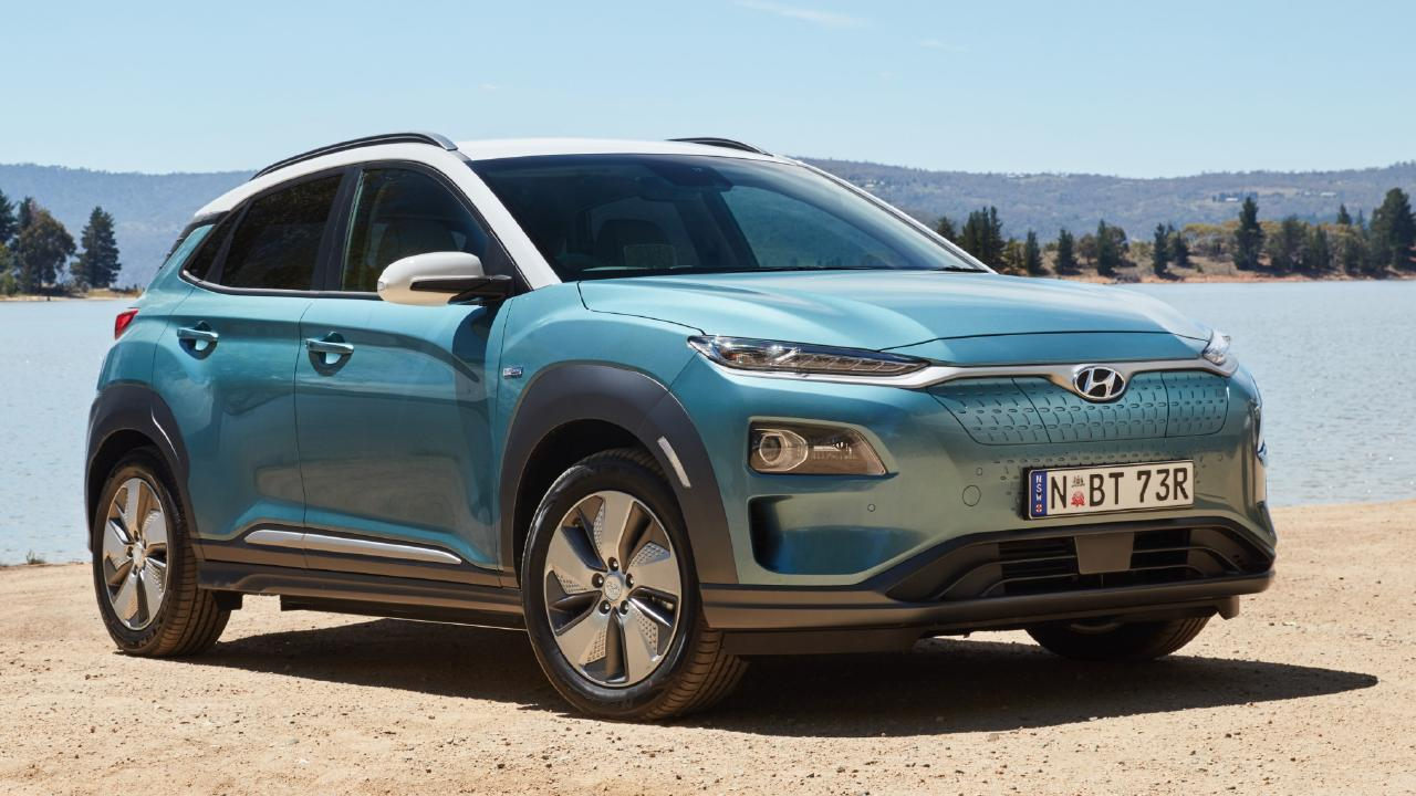 Hyundai's new Kona Electric is an excellent car to drive.
