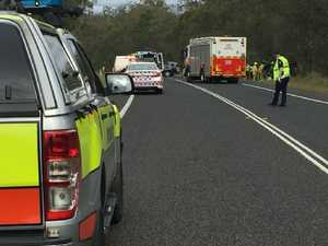 Three dead, two injured in horror  crash