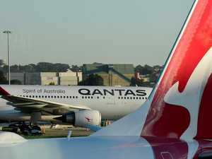 How Qantas plane turned against pilot