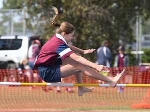 Hervey Bay Zone Athletics
