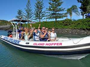 Island-hopping the Keppels just got easier