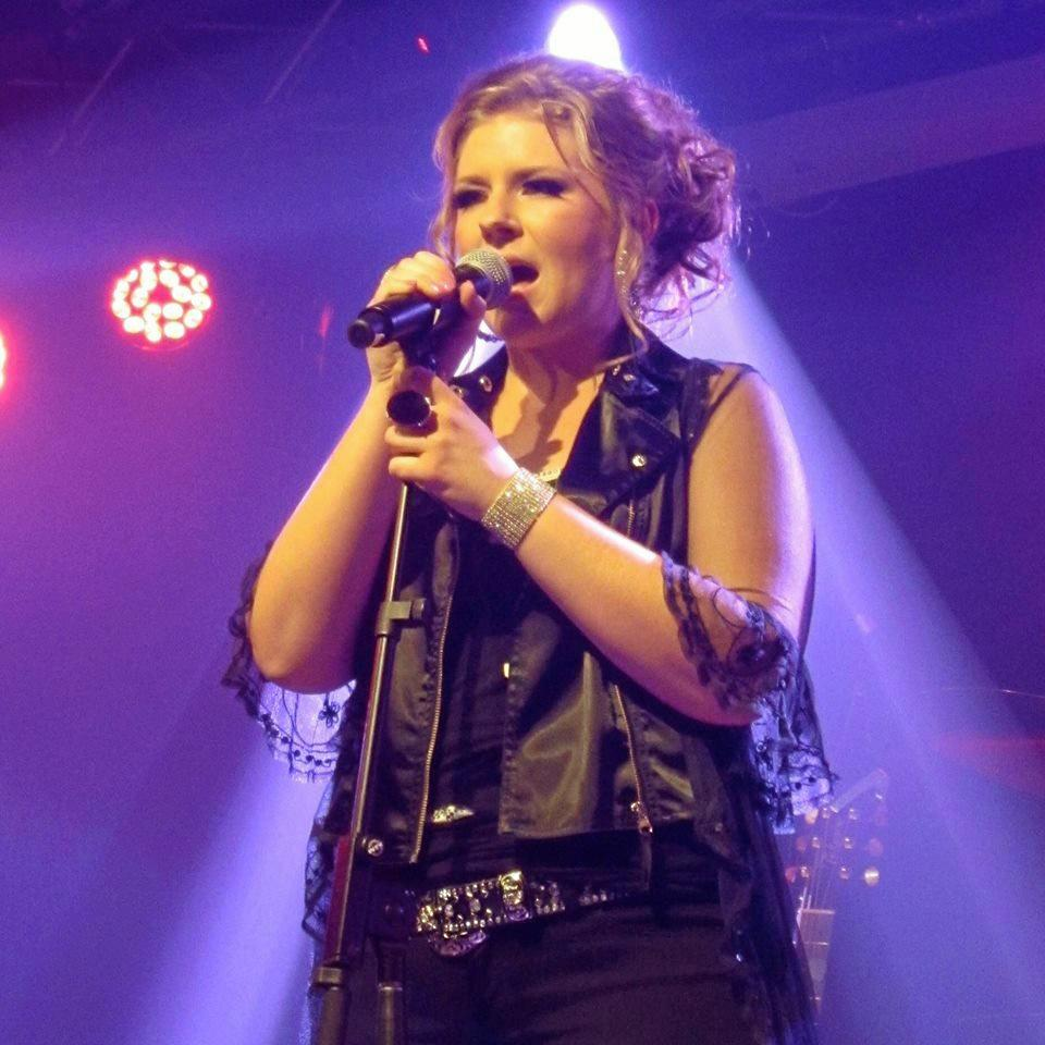 LOCAL TALENT: Rheanna Leschke will be performing at the Ipswich Cup.