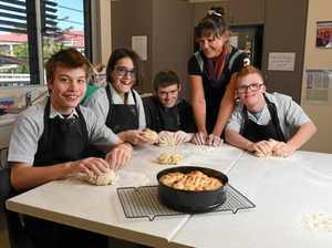 School baking program developing more than cooking skills