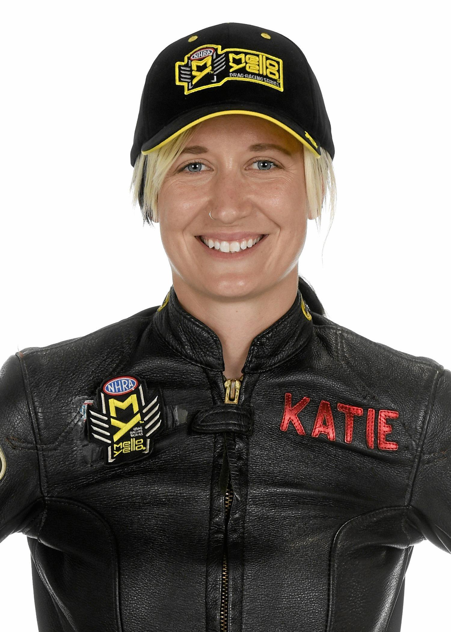 American racer Katie Sullivan