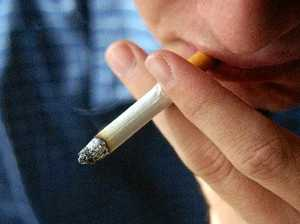 LIGHT UP: Alarming stats reveal smoking rate