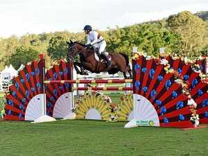 Ritter riding high after Aquis Champions Tour success