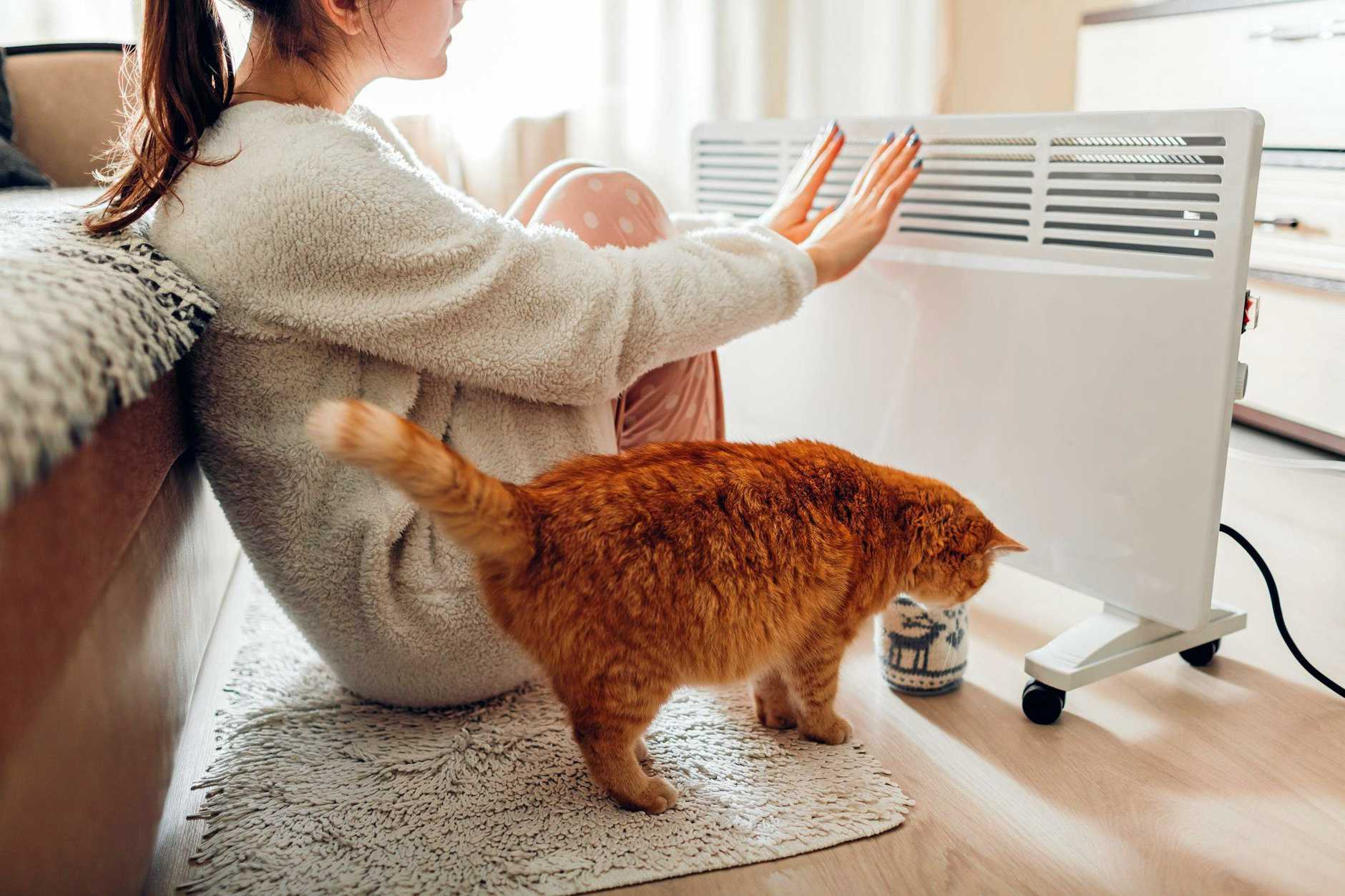 The RACQ urges Queenslanders to ensure heaters are in good working order before switching them on this winter.