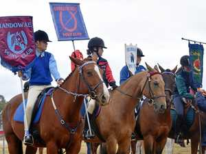 Jandowae Pony Club puts on a show