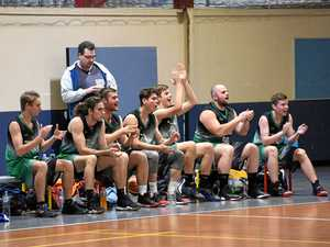 Action from Saturday night's CQBL action held in Hervey Bay