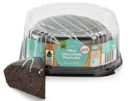 The Mint Chocolate Muddy flew off the shelves during it's brief but popular cameo.