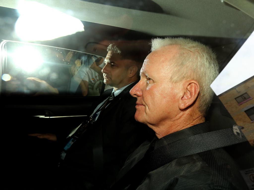 Bruce John Preston is arrested in April.