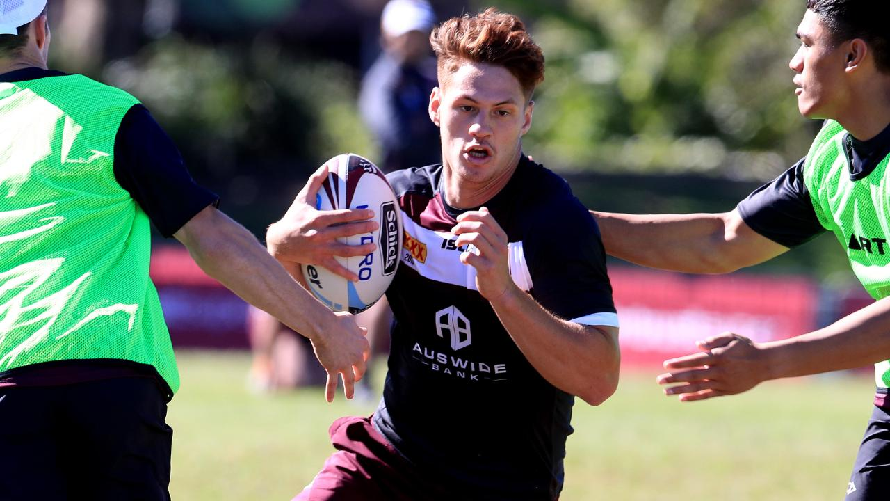 Kalyn Ponga is a once in 30-year player, according to Josh Papalii.