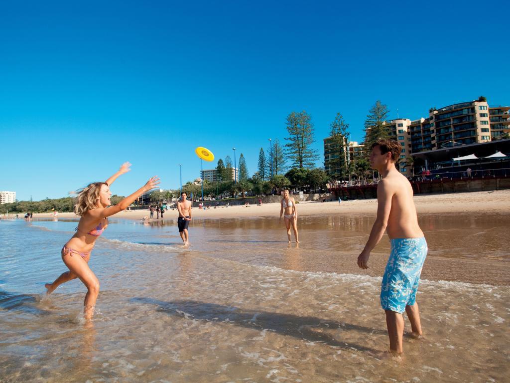 The Sunshine Coast has a high-rise-free skyline.
