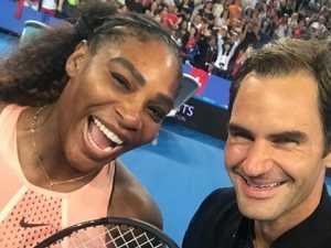 Roger weighs in as Serena shots intensify