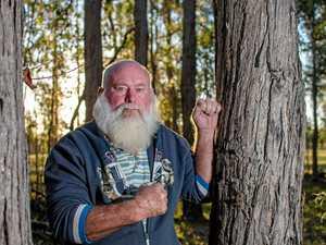 Backyard declared forest has landholder outraged