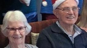 MILESTONE: Lenore and Allan Philp, from Ballina, will on Monday celebrate their 70th wedding anniversary. This is a recent photo taken at a Christmas gathering.
