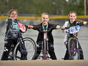 BMX bad girls dominate Nationals