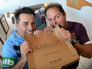 Hungry Origin fans have Augello's braced for pizza frenzy