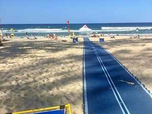 Disability beach and community access on the agenda