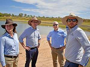 Dam progress good news 'for all of the state'