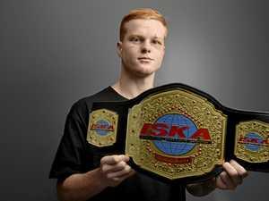 Toowoomba fighter wins Australian title