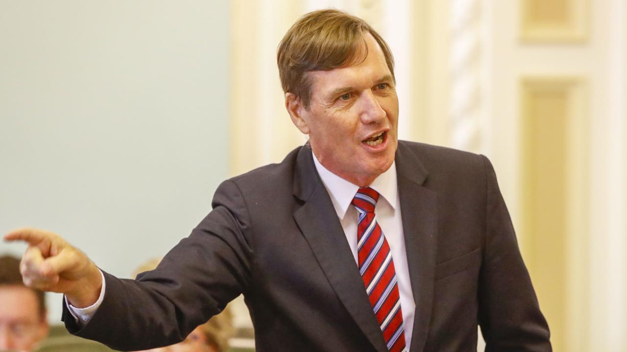 Energy Minister Anthony Lynham. Picture: AAP Image/Glenn Hunt