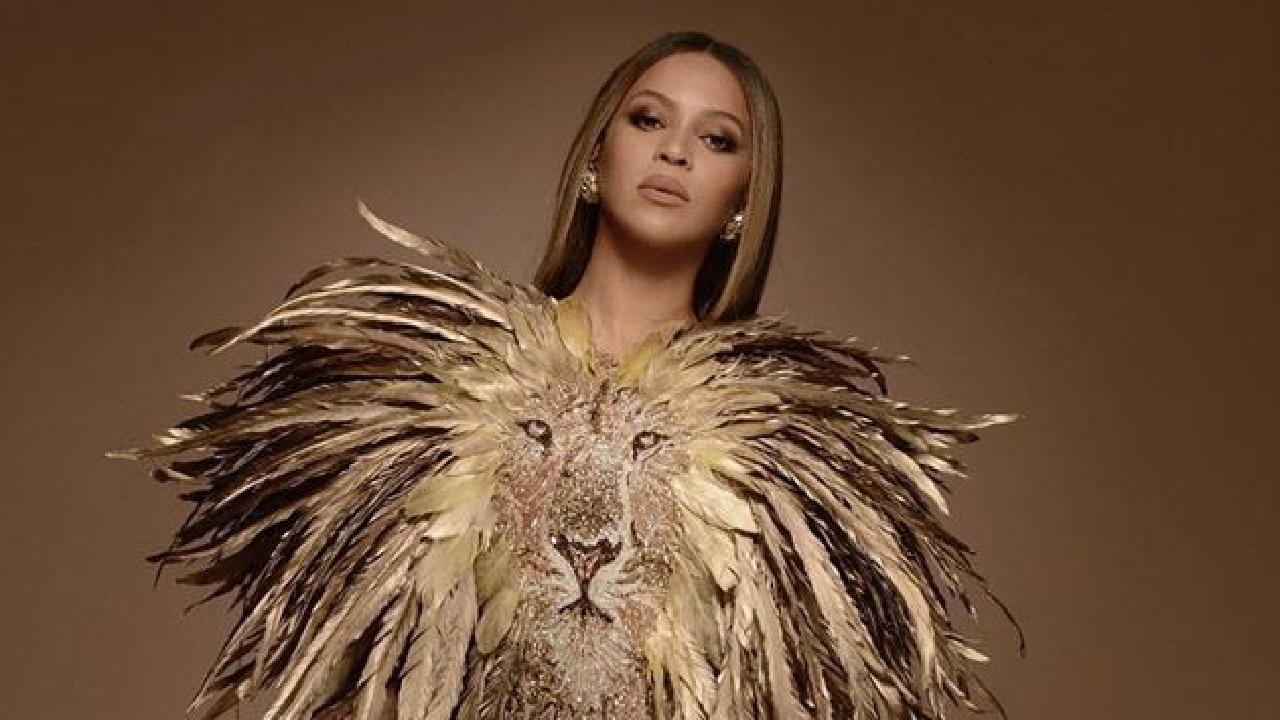 Beyoncé's fans are ecstatic after the lastest Lion King trailer dropped. Picture: Instagram/@beyonce/BW Magazine