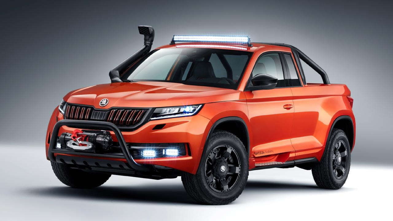 Skoda's Mountiaq concept could point to a new model for the brand.