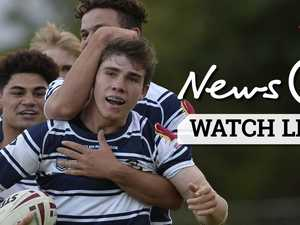 WATCH REPLAY: Marsden vs St Mary's