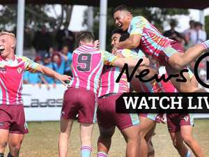 WATCH LIVE: Wavell SHS vs Keebra Park