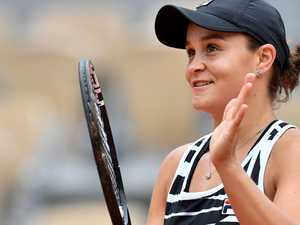 'Hell of an opportunity': Barty right in slam firing line