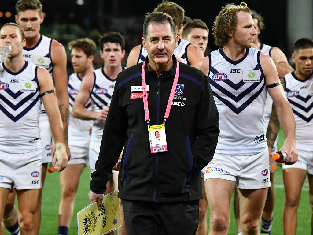 Ross Lyon may have a tough decision to make.